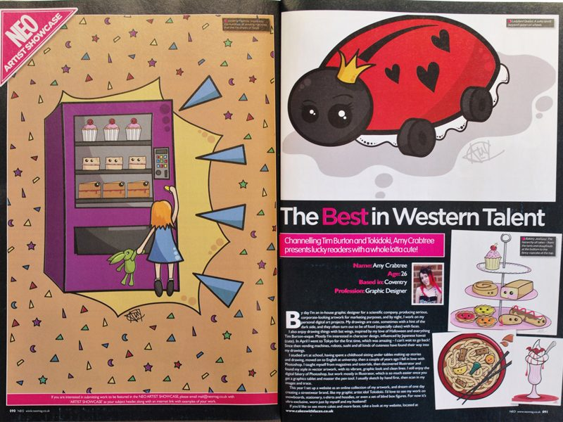 """NEO Magazine – """"The Best of Western Talent"""""""