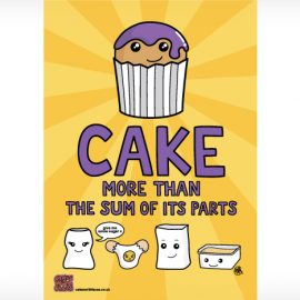 Cake - More than the sum of its parts