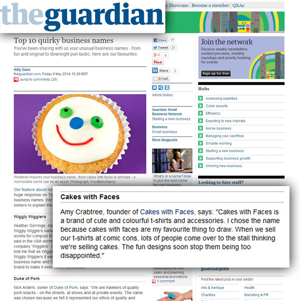 The Guardian Uk  Best Cakes