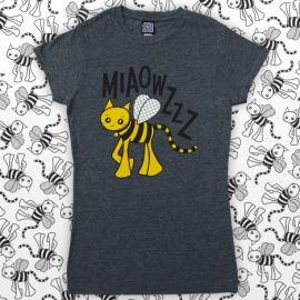 bumblebee-cat-grey-t-shirt-ladies