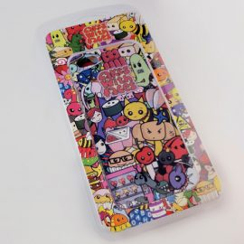 Colourful iPhone 5 phone case